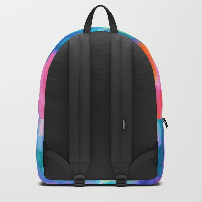 Paradise (Blue) Backpack
