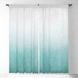 Sea foam haze Blackout Curtain