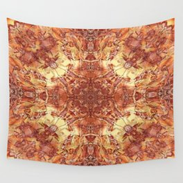A STUDY OF MADRONA BARK Wall Tapestry