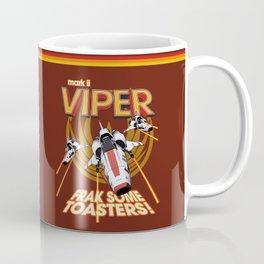 Viper Mk.II - Let's Frak Some Toasters! Coffee Mug