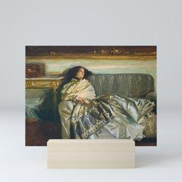 Nonchaloir (Repose), 1911, John Singer Sargent Mini Art Print
