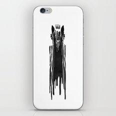 The Usurper iPhone & iPod Skin