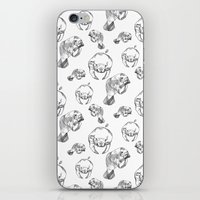 manatee iPhone & iPod Skins featuring Manatee  by Jummy's World