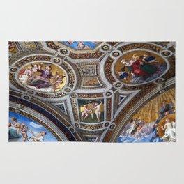 Edged Ceiling, Vatican City Rug