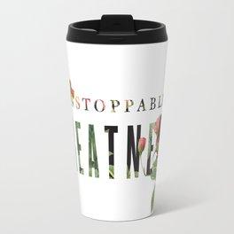 Unstoppable Greatness Travel Mug