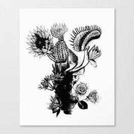 inbreed Canvas Print