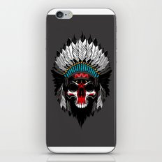 Mohawk #society6 #buyart #buy #decor iPhone Skin