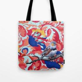 Little Birdie Tote Bag