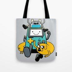 Portable Time! Tote Bag