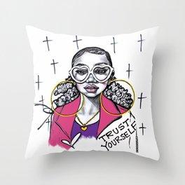 #STUKGRIL AERIN Throw Pillow