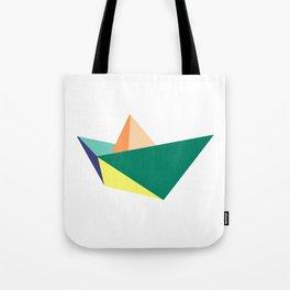Fune, original colours on white Tote Bag