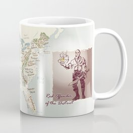 Red Offender of the District Mug