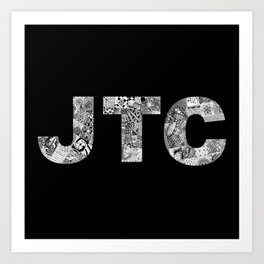 JTC Art Print
