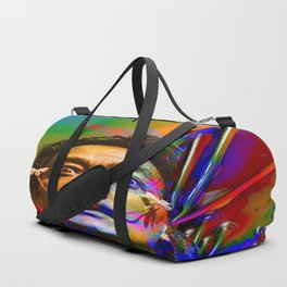 Dream of Salvador Dali Duffle Bag
