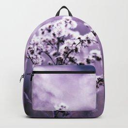 Ultraviolet grasses Backpack
