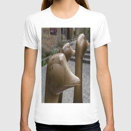 Geese of Sarlat T-shirt