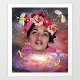 Universally Hers Art Print
