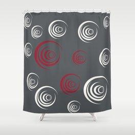 Rounder IV Shower Curtain