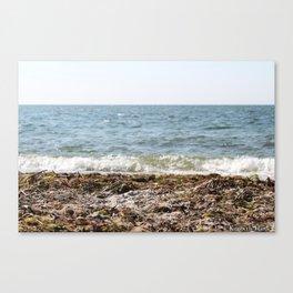 Dennis Beach Canvas Print