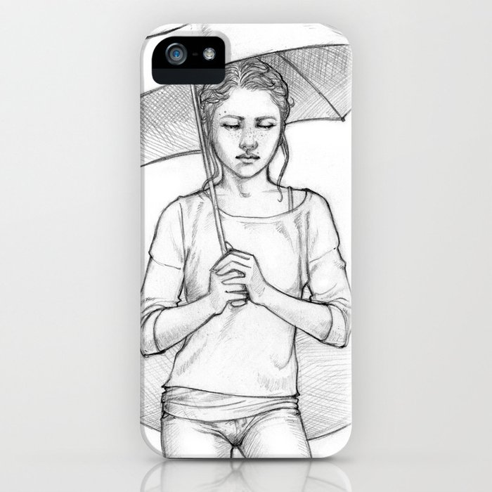 dimah iPhone Case