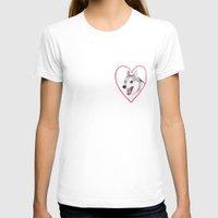 valentine T-shirts featuring Valentine by okayleigh