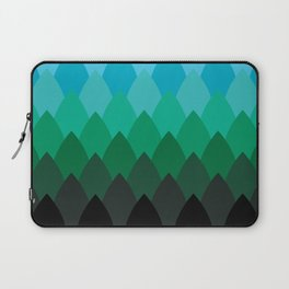 Forest Ombré Laptop Sleeve