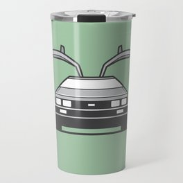 #4 Delorean Travel Mug