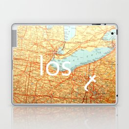 The Lost T Laptop & iPad Skin