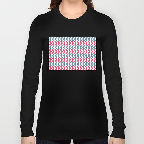 ArrowStripes Long Sleeve T-shirt