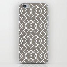 In the Grey iPhone & iPod Skin