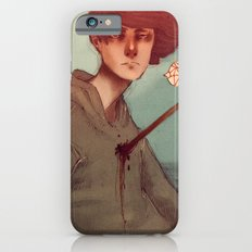 Too Much Worry Slim Case iPhone 6s