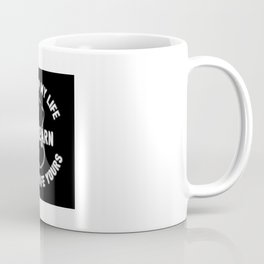 I Gave Up My Life To Learn How To Safe Yours - Funny Doctor Pun Gift Coffee Mug