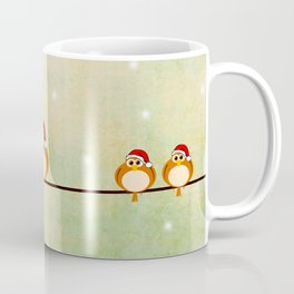 christmas birds Coffee Mug