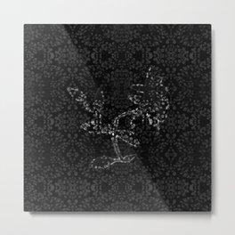 Mystic flower Metal Print