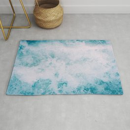 Rhine Falls, Switzerland Rug