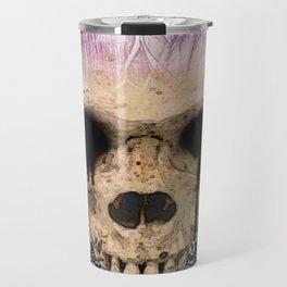 Skull Hardy Travel Mug