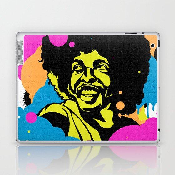 Soul Activism :: Sly Stone Laptop & iPad Skin
