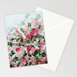 Claret 2 Stationery Cards