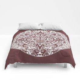 Mayan Calendar // Redwood Comforters