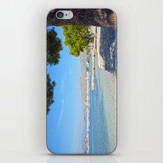 Majorca Sea View iPhone & iPod Skin