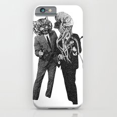 The Made Us Detectives (1979) Monochrome iPhone 6s Slim Case