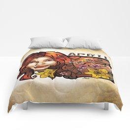 Brenda of April Comforters