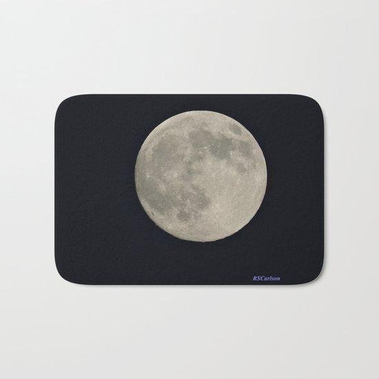 Another August Moon Bath Mat