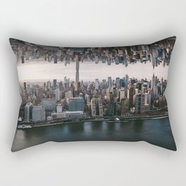 New York City Upside Down Rectangular Pillow