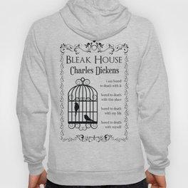 Bleak House by Charles Dickens Hoody