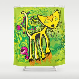 YEAR OF THE ... Shower Curtain