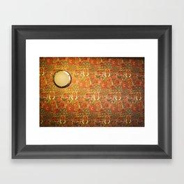 haus III & 70 Framed Art Print