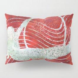 Flying Mermaid Pillow Sham