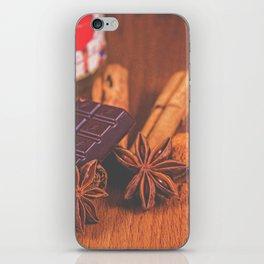 Seasonal Spice. iPhone Skin