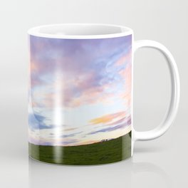 Sonoma County Sunset Coffee Mug